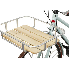 Red Cycling Products Front Tray Cykelkorg silver